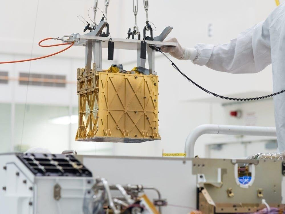 NASA'dan tarihi adım: Mars'ta oksijen üretti