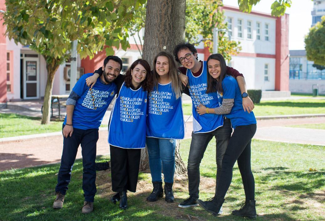 TEGV, 5 Aralık Dünya Gönüllüler Günü'nü coşkuyla kutladı