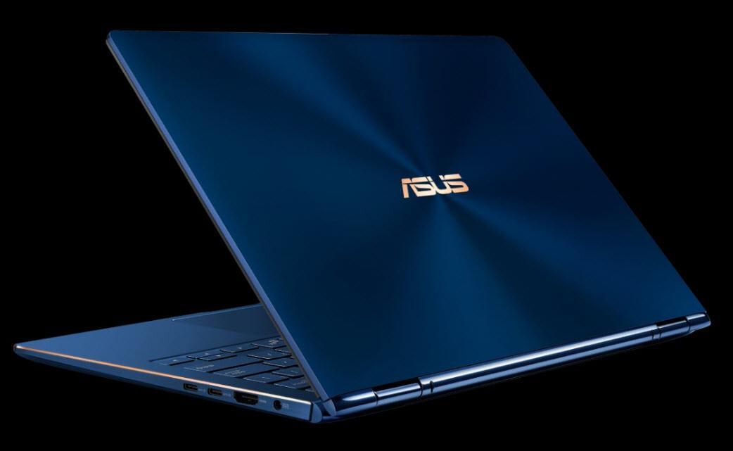 ASUS, yeni ZenBook serisini ile IFA 2018'de ortaya çıkardı