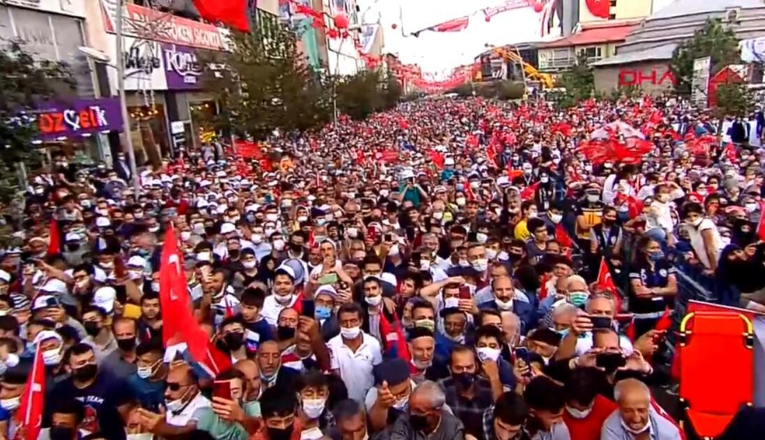 Son dakika... Rize'de sel felaketi... Cumhurbaşkanı Erdoğan: O bölgeler afet bölgesi olacak