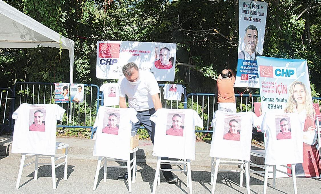 CHP'nin yeni vitrini belirlendi