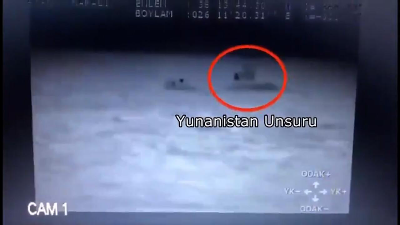 Son dakika... İçişleri Bakanı Süleyman Soylu'dan Yunanistan'a sert tepki! Görüntüleri paylaştı