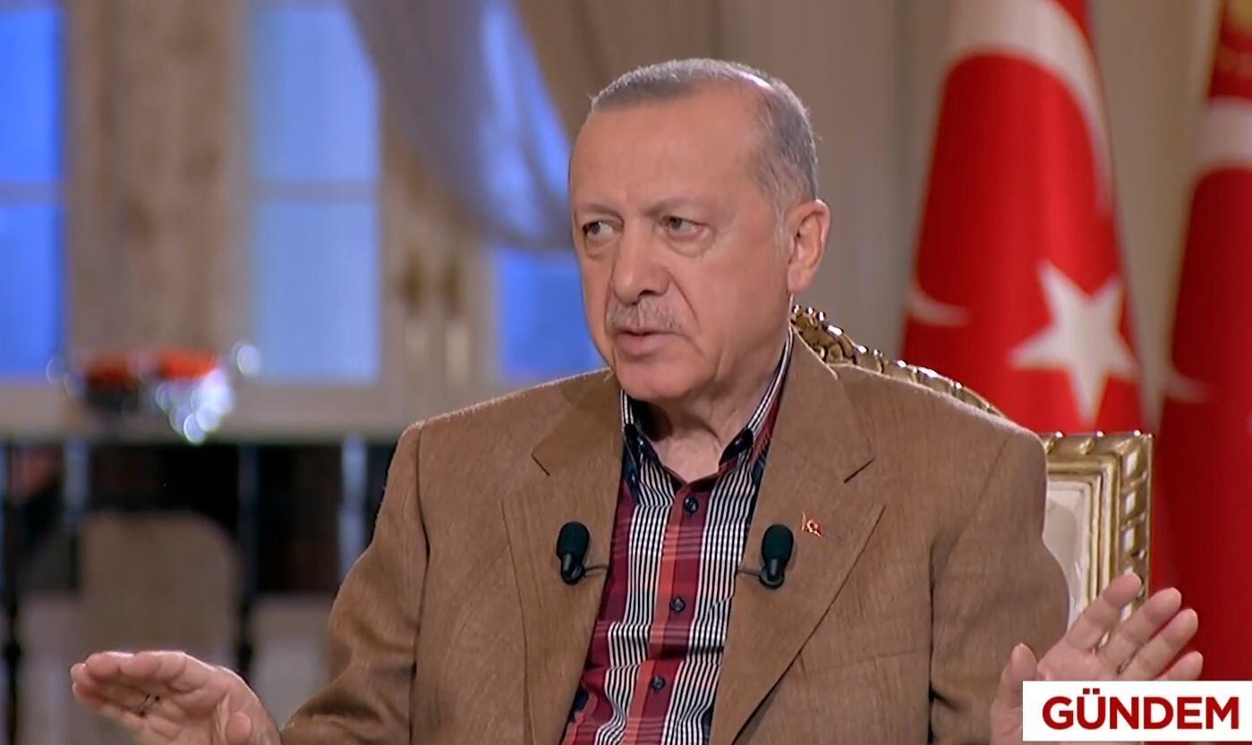 Son dakika haberi... Erdoğan'dan Taliban'la görüşme mesajı: 'Afgan halkı için her türlü işbirliğine hazırız'