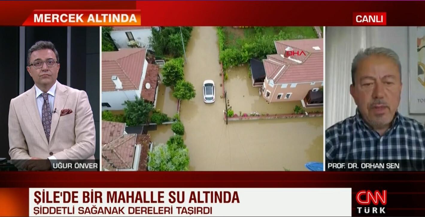 Son dakika... Meteoroloji uyarmıştı! İstanbul'da sel, Ankara'da hortum... Yeni uyarılar geldi: Bu bölgeler dikkat