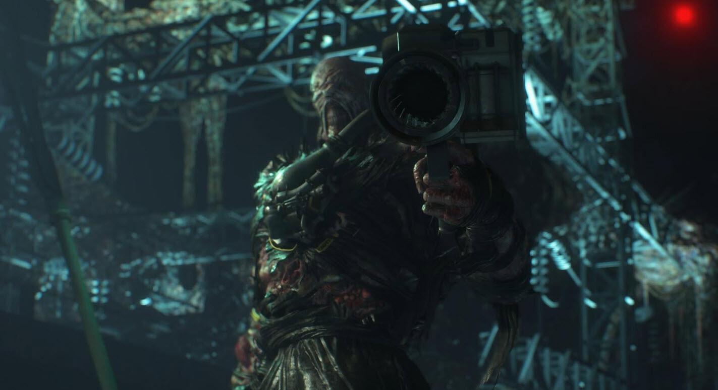 Resident Evil 3'ün yeni sinematik fragmanı yayınlandı