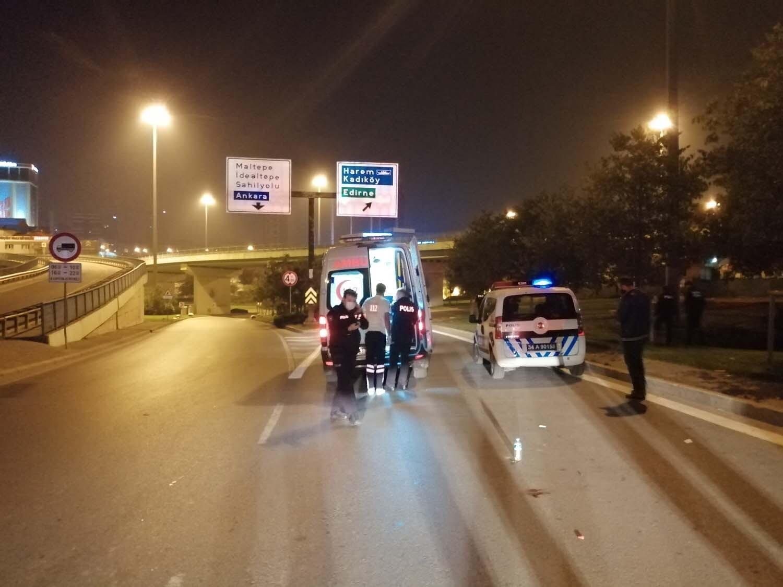 Son dakika haberi... İstanbul Maltepe'de otomobilden indirilen kişilerin üzerine kurşun yağmuru