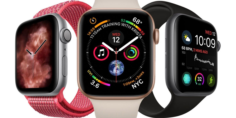 Apple Watch Series 4 bugün Türkiye'de satışa çıkıyor