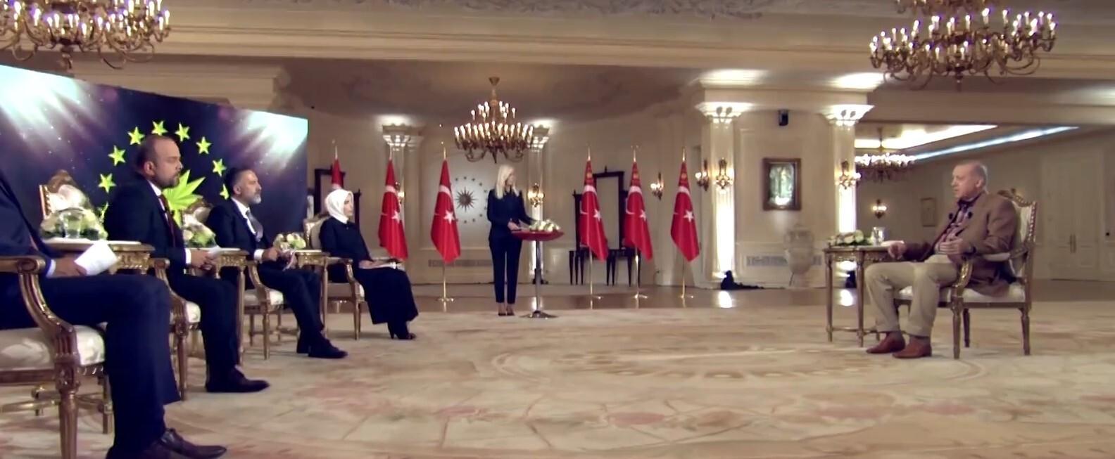 Son dakika haberi... Erdoğan'dan Taliban'la görüşme mesajı:'Afgan halkı için her türlü işbirliğine hazırız'