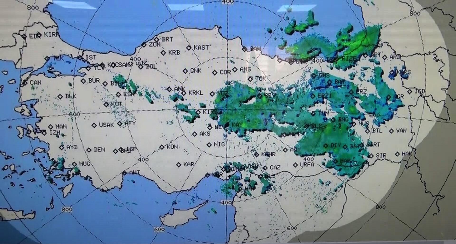 Son dakika haberleri: Meteoroloji'den İstanbul için kritik kar yağışı uyarısı!