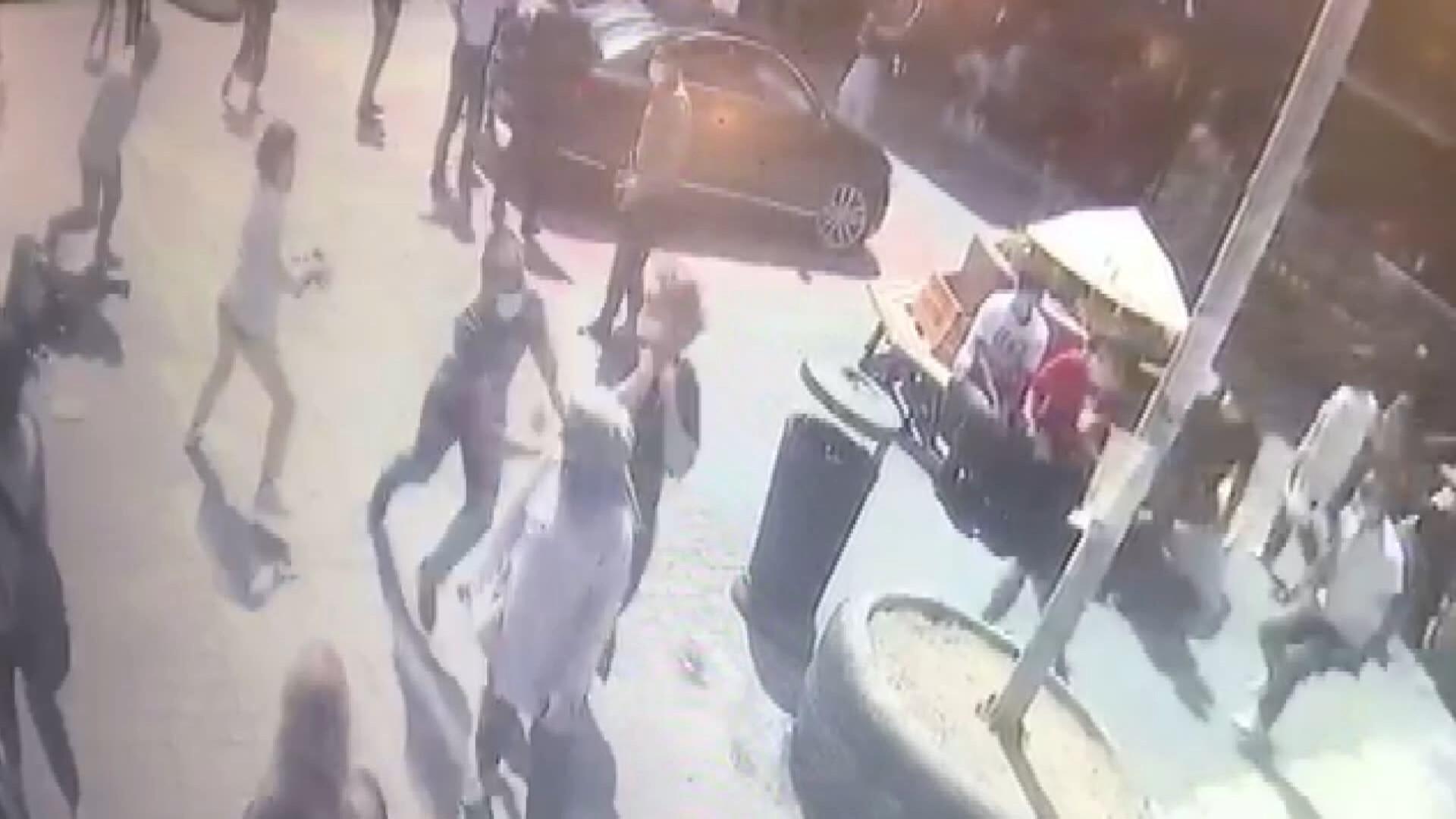 İYİ Parti İstanbul İl Başkanı Buğra Kavuncu'ya yumruklu saldırı