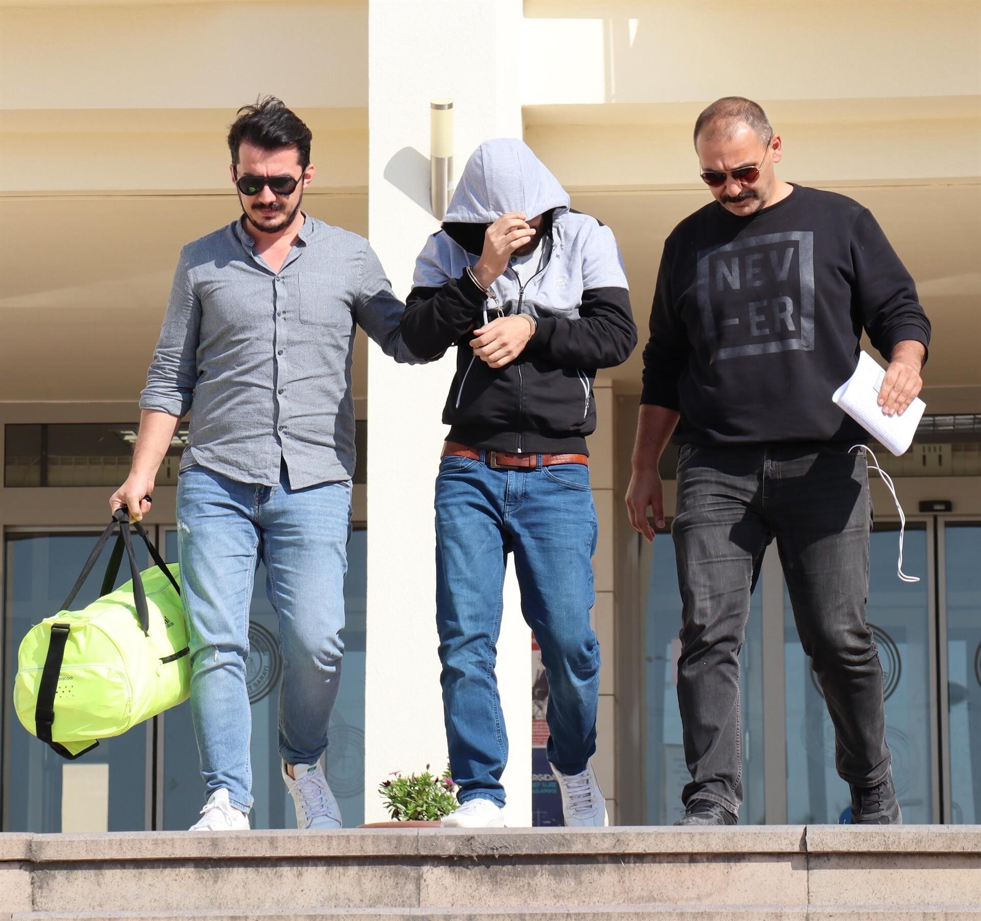 'Maviş' kaçamadı! Bodrum'da aranıyordu İzmir'de yakalandı