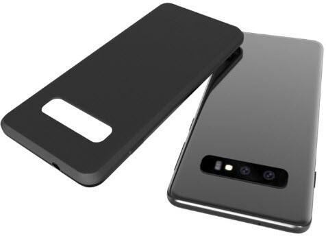 Samsung Galaxy S10'un yeni görüntüleri ortaya çıktı!