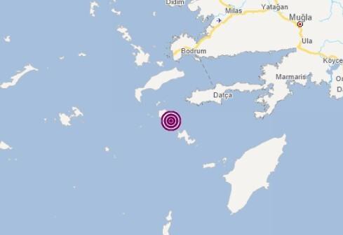 Son dakika haberi: Ege Denizi'nde deprem! Muğla'nın Datça, Bodrum ve Marmaris ilçelerinde hissedildi