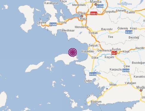 608715484e3fe10180dab253 - Son dakika haberi: Ege Denizi'nde peş peşe depremler