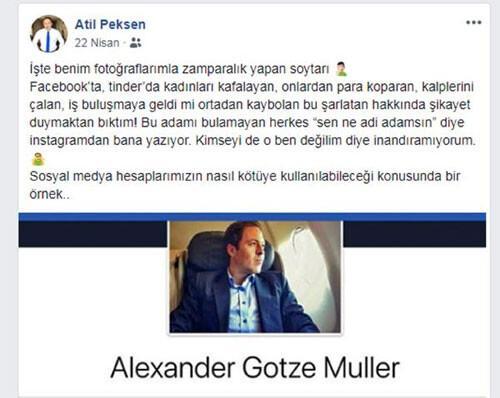 Türk işadamını isyan ettiren olay: 'Sen ne adi adamsın' diye bana yazıyorlar