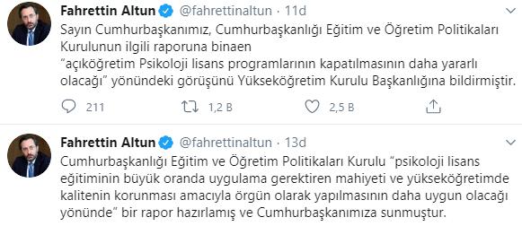 Son dakika... Merakla beklenen rapor sunuldu! Cumhurbaşkanı Erdoğan görüşünü YÖK'e bildirdi