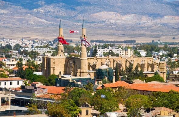 Kuzey Kıbrıstaki Selimiye Camii