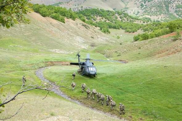 PKK'nın üst düzey ismi Ekrem Güney öldürüldü