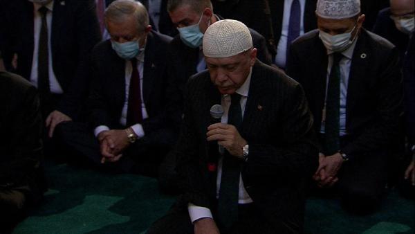 Son dakika... Tarihi gün! 86 yıl sonra Ayasofya'da ilk namaz