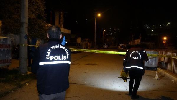 İzmir'de silahlı kavga: 1 yaralı, 1 gözaltı