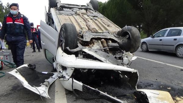 Muğla'da feci kaza! Ölü ve yaralılar var