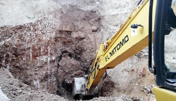 Mersin'in konuştuğu 'hazine' iddiası! 'Bu tünel büyük ihtimal hazineye gidiyor...'