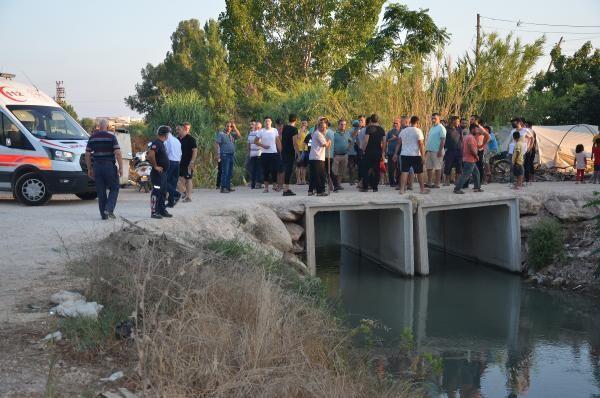 Antalya'da kaybolan Ecrin için ekipler seferber oldu