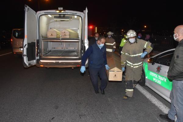 İzmir'deki dehşet verici kazaya navigasyon yol açtı
