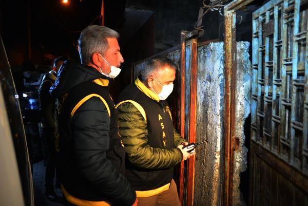 Son dakika: Adana'da 90 firarinin yakalanması için şafak operasyonu!