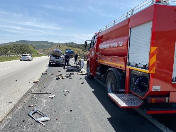 608012f00f25443f682ffc7e - Kahramanmaraş'ta korkunç kaza! Araç hurdaya döndü