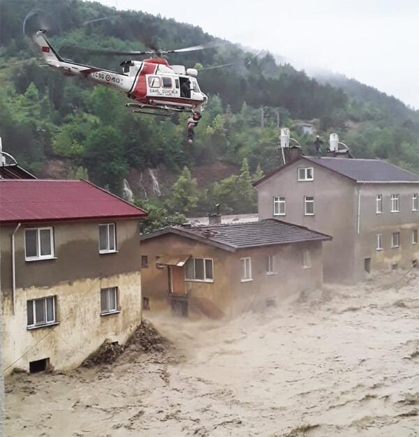 Son dakika... Bartın, Sinop, Kastamonu ve Karabük'teki sel felaketinde son durum... İşte dakika dakika yaşananlar