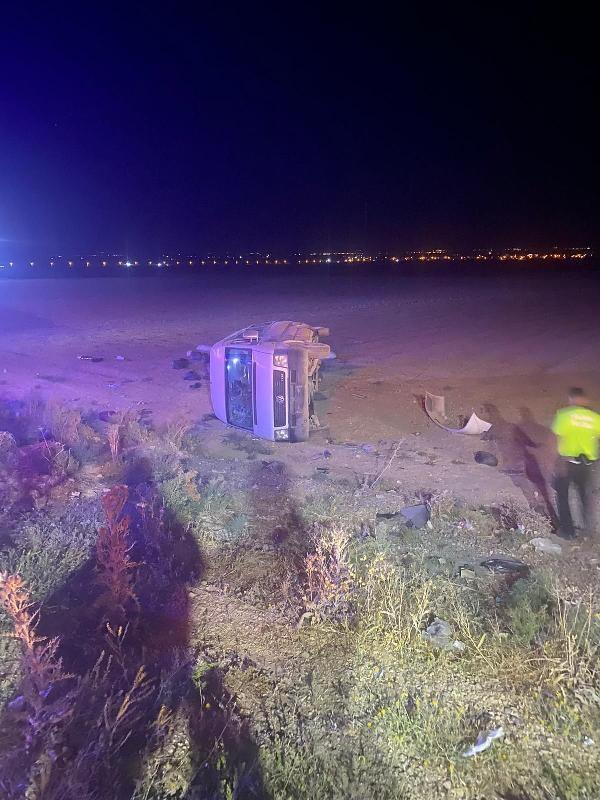 Konya'da feci kaza! 1 kişi hayatını kaybetti, 14 yaralı