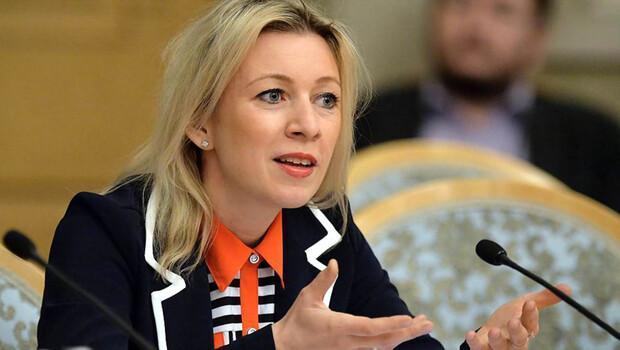 """Rus Dışişleri Bakanlığı Sözcüsü Zaharova: """"Türkiye ile kriz geçici"""""""