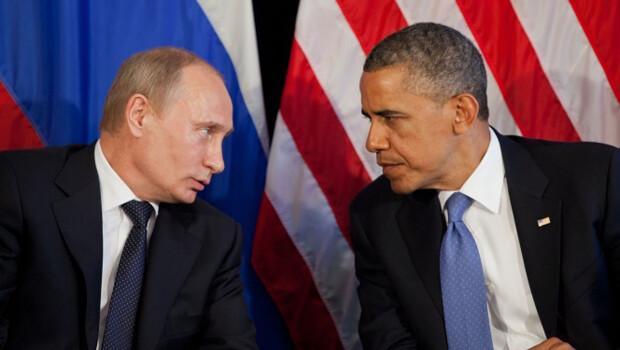 Obama ve Putin Türkiye sınırını görüştü