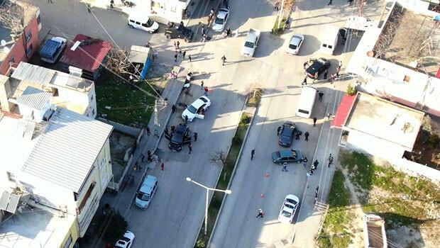 Adana'da 'şok' operasyonu