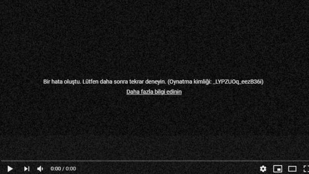 YouTube'da kanallara erişim sorunu çözüldü