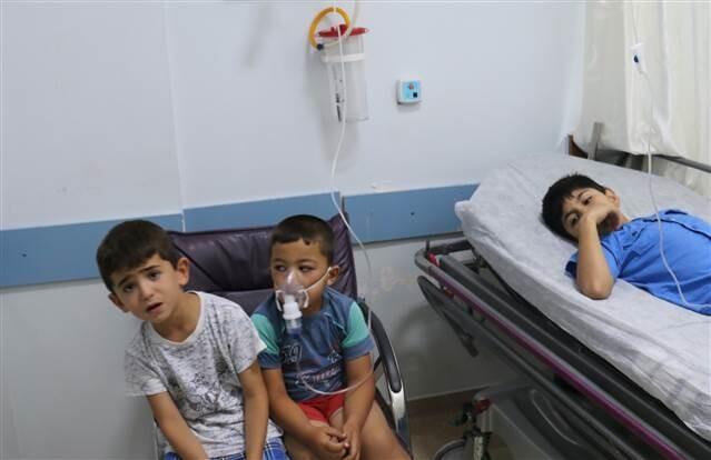 Adıyaman'da zehirlenme şüphesi: 8'i çocuk 12 kişi hastaneye kaldırıldı