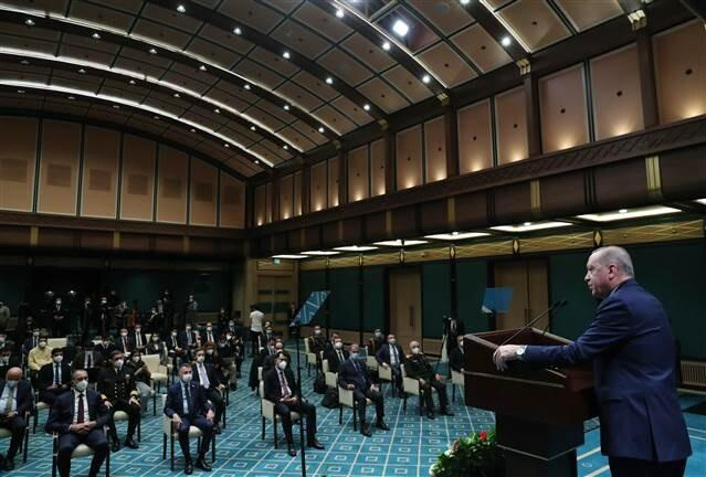 606b30450f25443244b6d583 - Son dakika... Cumhurbaşkanı Erdoğan'dan flaş mesajlar! Bildiri tepkisi... 'Sarıklı Amiral' açıklaması