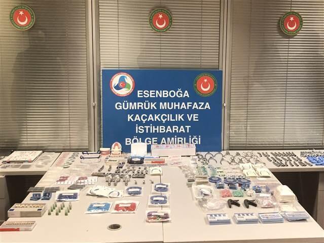 Hepsi Ankara'da yakalandı: Piyasaya sürülseydi...