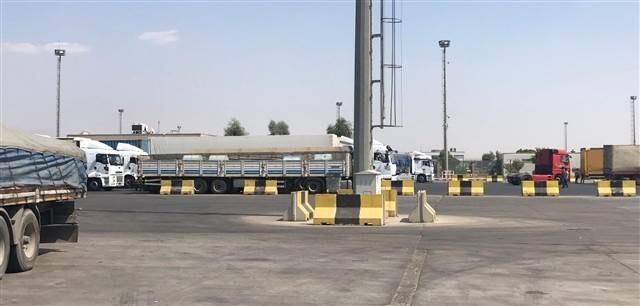 Bin 500 ton unun Irak'a geçişine izin verilmedi