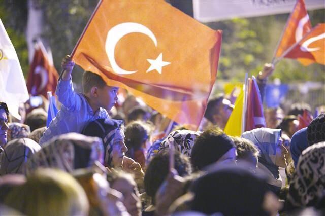 Erdoğan mesajı verdi: Sıra Kandil ve Sincar'da!