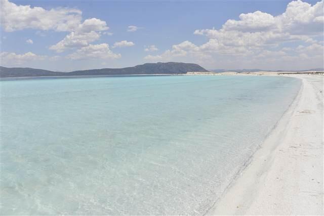 Salda Gölü'nde 30 bin kişilik festivale izin çıkmadı
