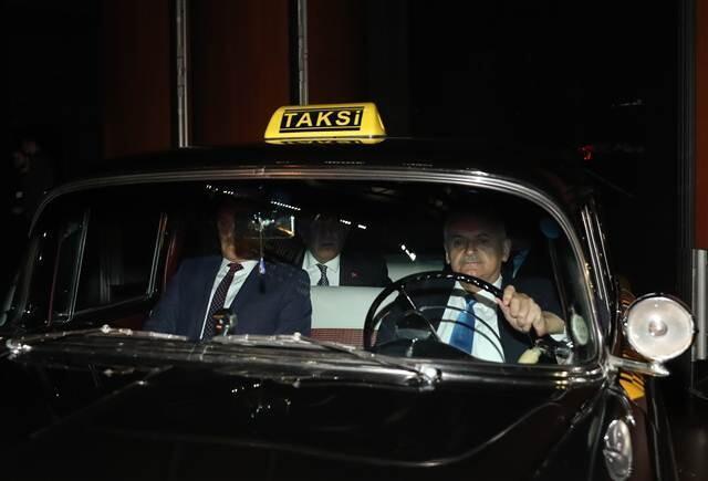 Yıldırım'dan taksicilere müjde!