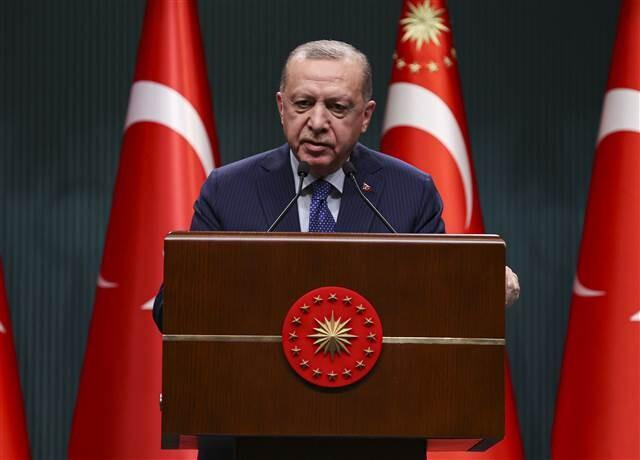 606b30870f25443244b6d588 - Son dakika... Cumhurbaşkanı Erdoğan'dan flaş mesajlar! Bildiri tepkisi... 'Sarıklı Amiral' açıklaması