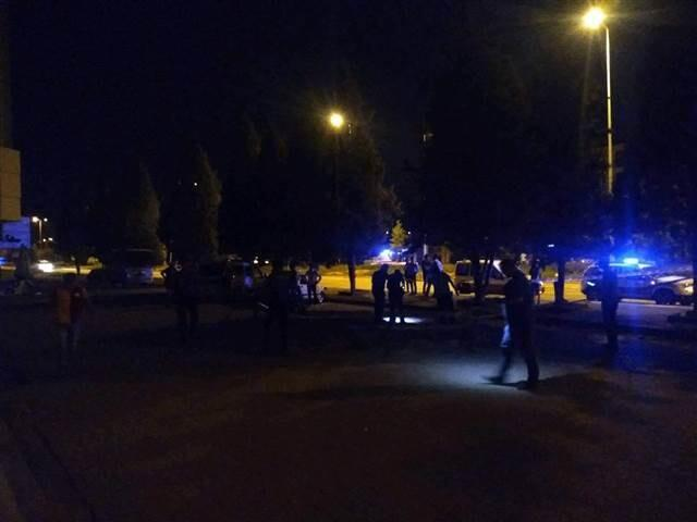 Ankara'da silahlı kavga: Bir kişi ağır yaralı