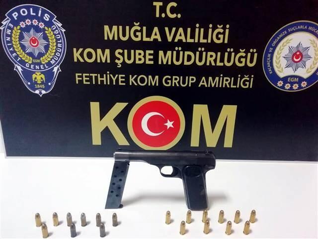 Muğla'da Sedat Peker'in kardeşi gözaltına alındı...