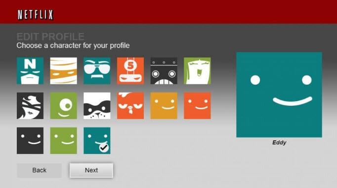 Netflix'in profil simgeleri değişti, ünlü oyuncular geldi!