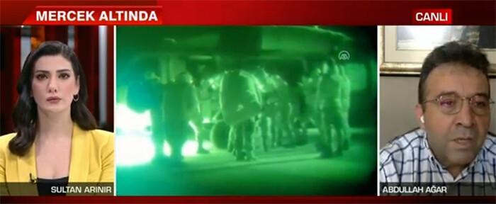 6085767d4e3fe10958e251f7 - 'Parçalanmış durumdalar' diyen Abdullah Ağar'dan canlı yayında flaş sözler: 'Sahadaki teröristler cıyak cıyak'