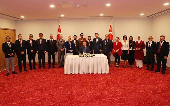 Son dakika... Cumhurbaşkanı Erdoğan'dan KKTC ziyareti sonunda flaş açıklamalar