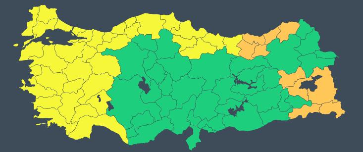 Yoğun kar yağışı geliyor: Meteoroloji saat vererek uyardı! İstanbul'a kar yağacak mı?